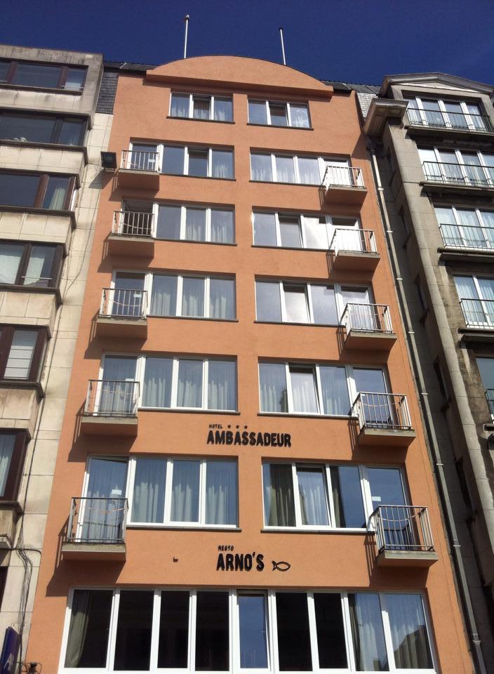 VISRESTAURANT ARNO'S  - HOTEL AMBASSADEUR