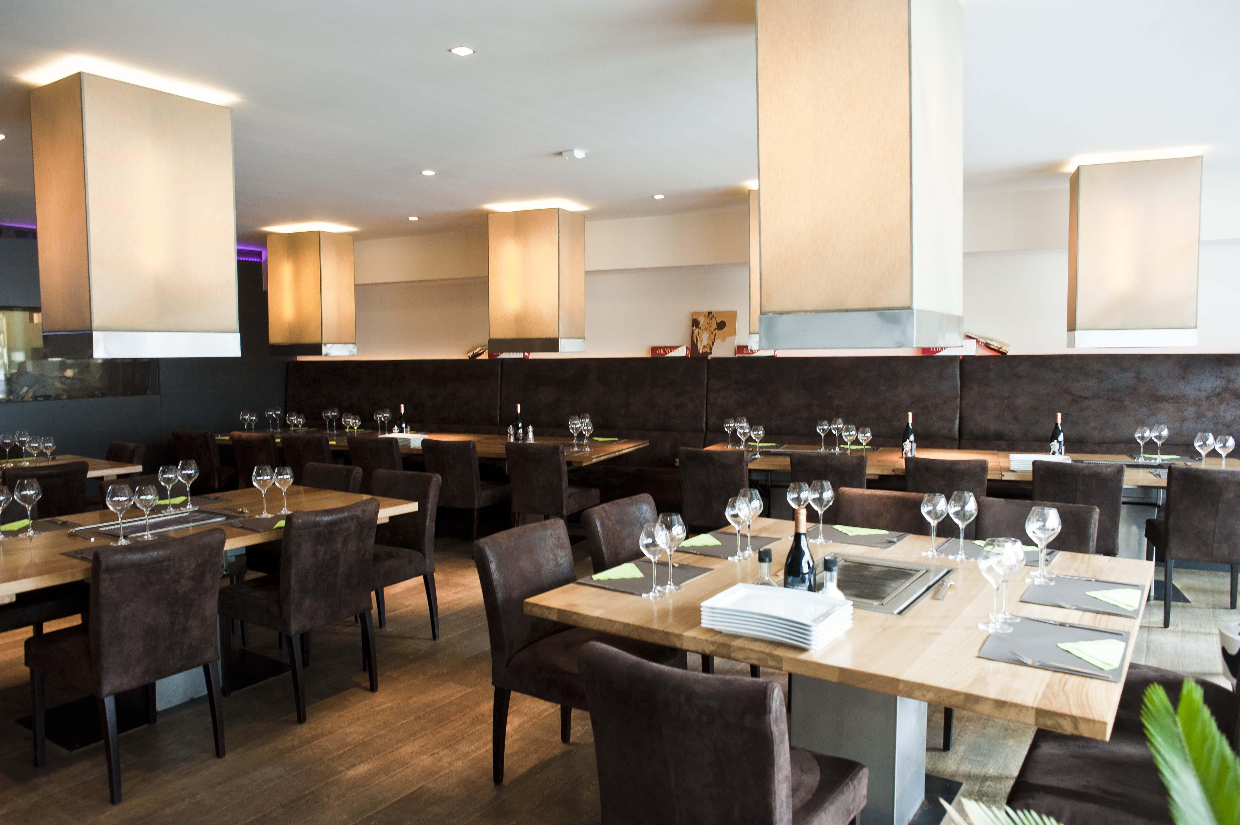 L'EFFET BOEUF - Belgisch Restaurant - MARCHE-EN-FAMENNE 6900