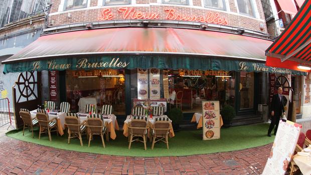 LE VIEUX BRUXELLES