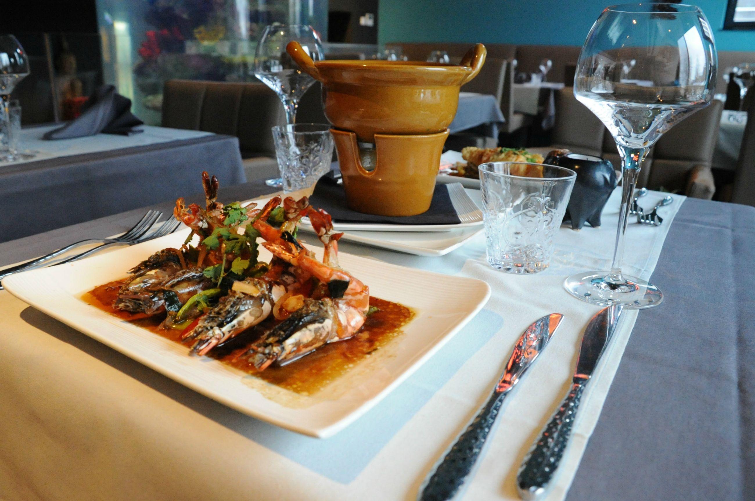 Les jardins de bangkok thai restaurant marche en for Restaurant jardin thai