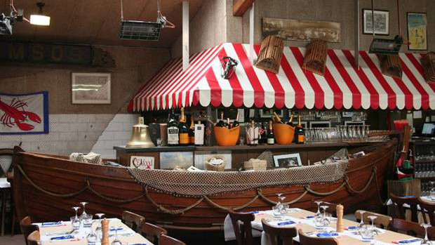 Visgerechten restaurant griffioen blankenberge webcam