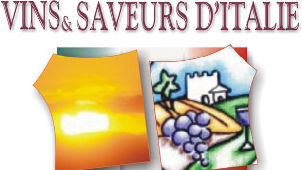VINS ET SAVEURS D'ITALIE