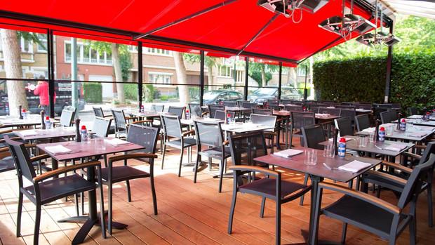 Le relais t i r restaurant international fusion bruxelles laeken 1020 - Restaurant cuisine belge bruxelles ...