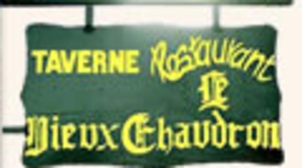 LE VIEUX CHAUDRON