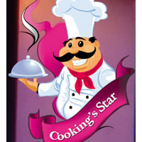COOKING'S STAR