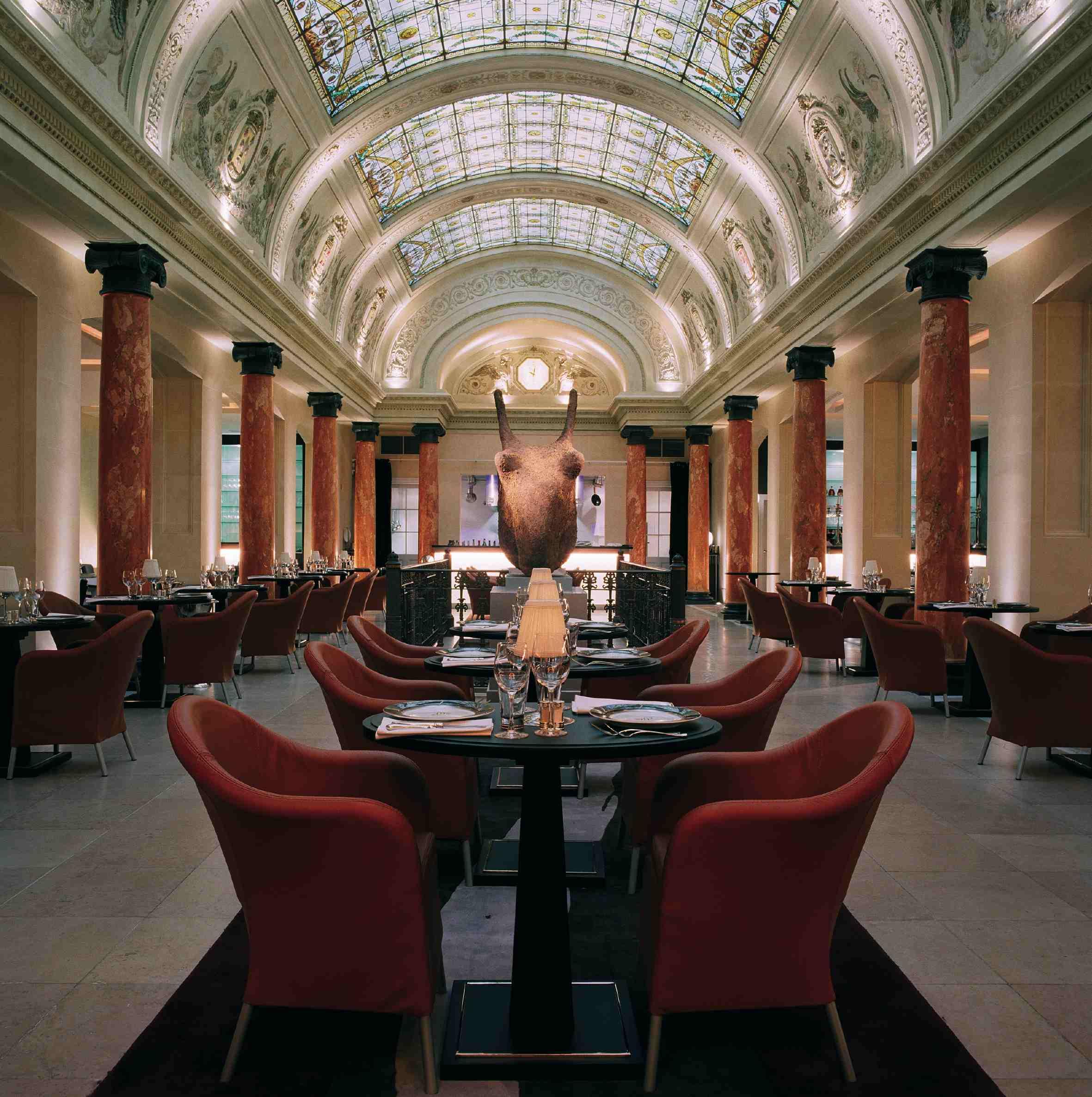 Belga queen brasserie restaurant brussels 1000 for Cuisine queen