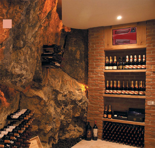 petite cave a vin mini cave vin 12 bouteilles caves. Black Bedroom Furniture Sets. Home Design Ideas