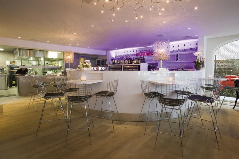 Terrazza latem belgian restaurant sint martens latem 9830 for Canape sint martens latem