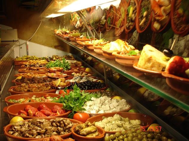 Le Bar A Tapas Restaurant Espagnol Bruxelles 1000