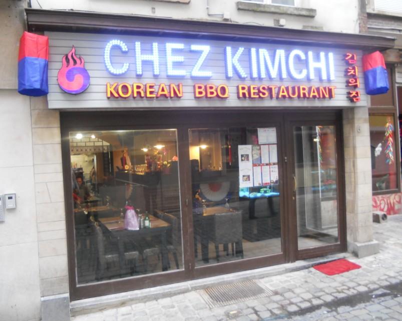 CHEZ KIMCHI KOREAN BBQ RESTAURANT