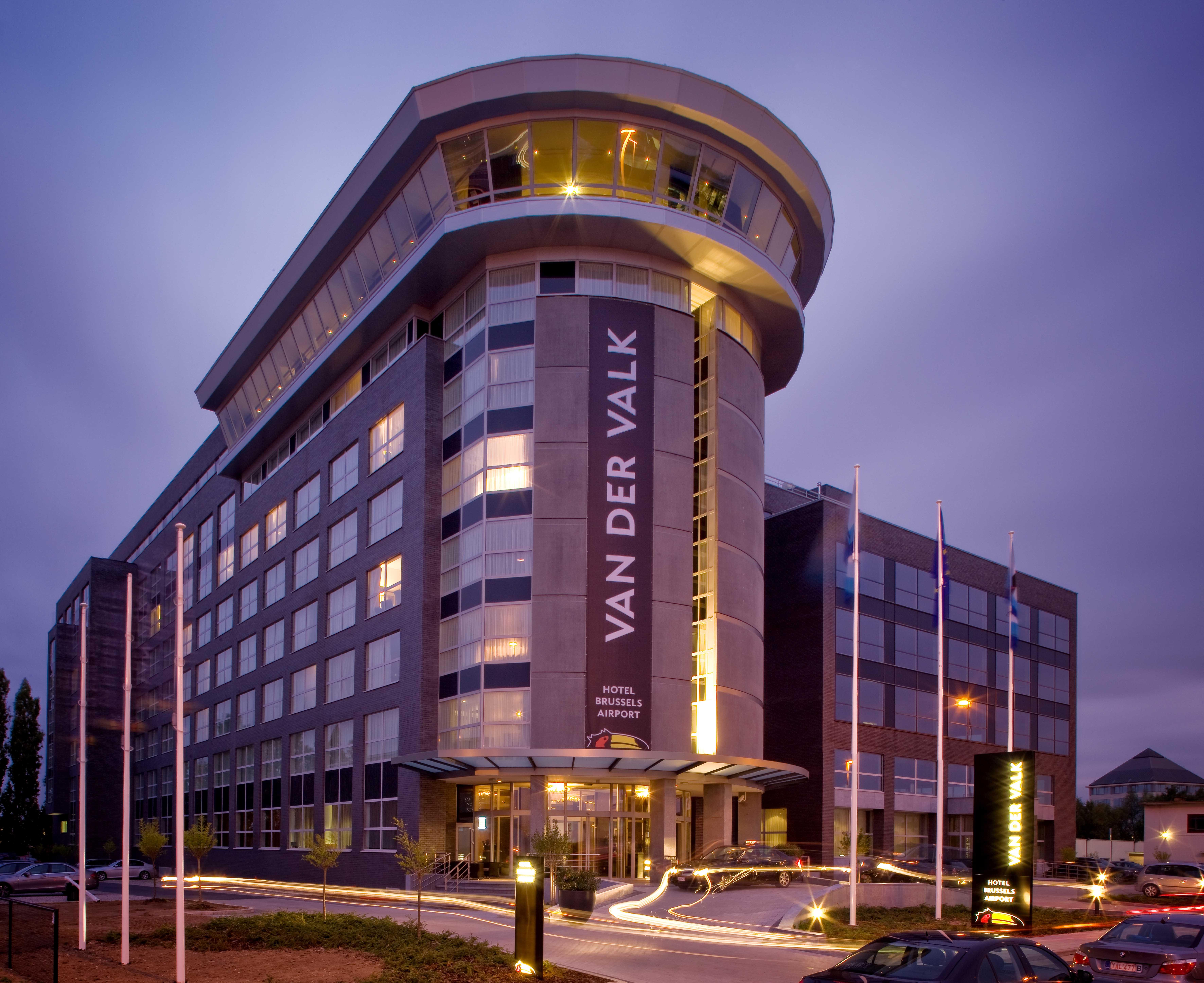 Hotel Van Der Valk Brussel Airport