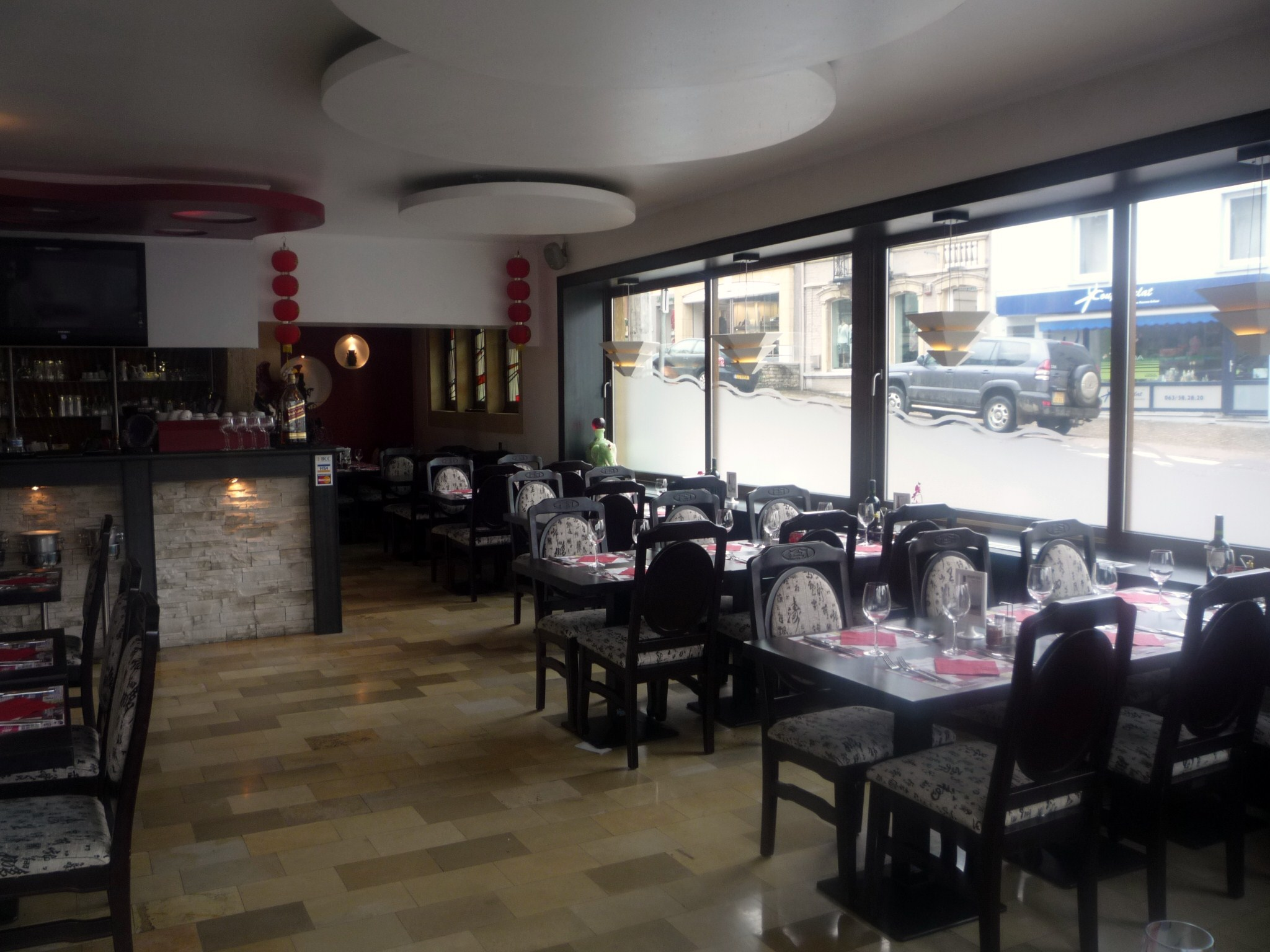 Le jardin du bonheur restaurant chinois virton 6760 for Cafe du jardin london