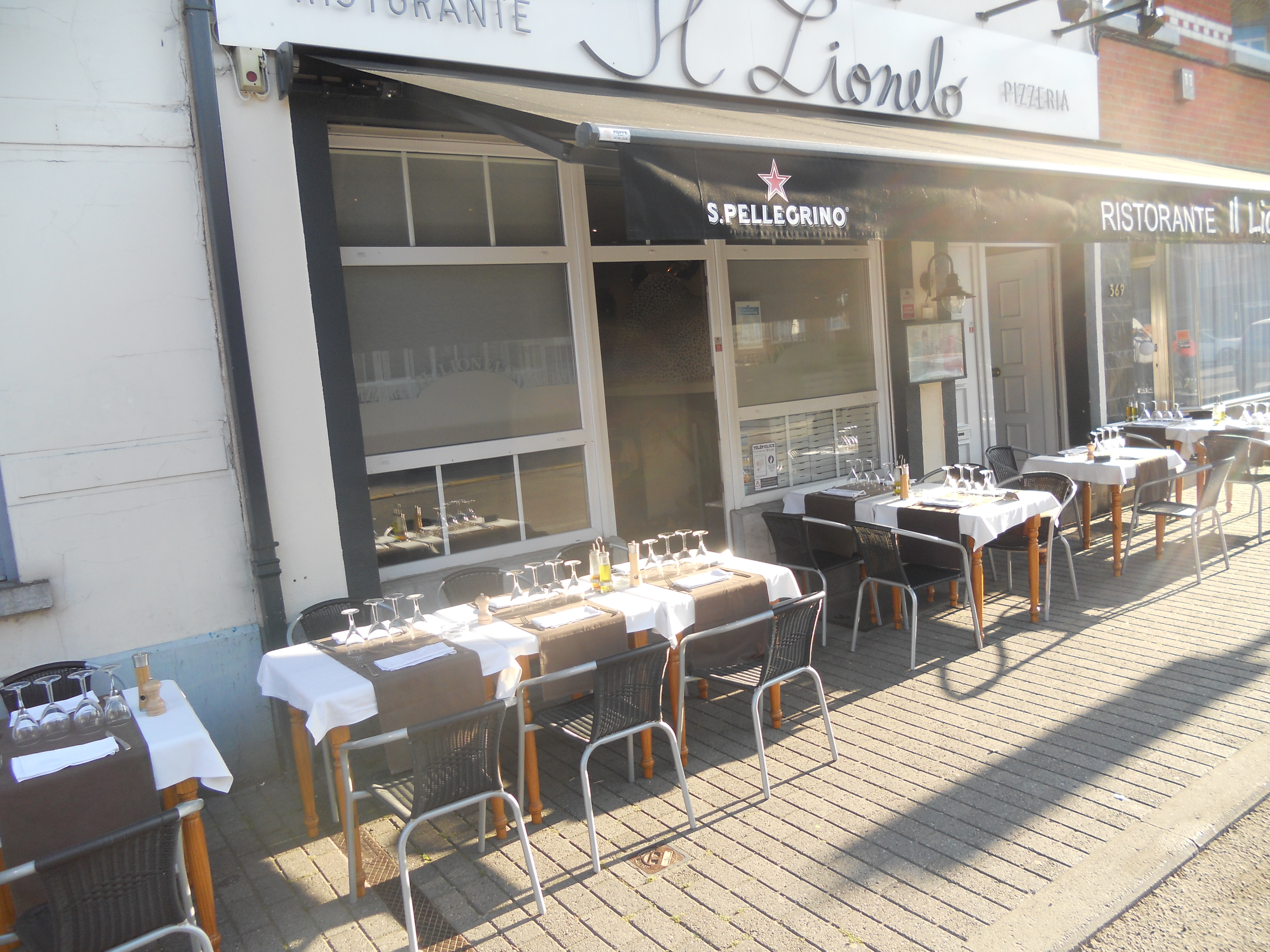 Il Lionelo Italian Restaurant Brussels Uccle 1180