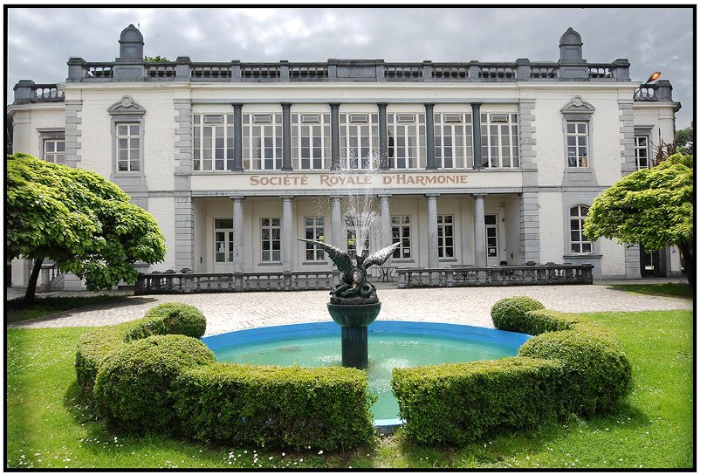 Jardin Contemporain Belgique