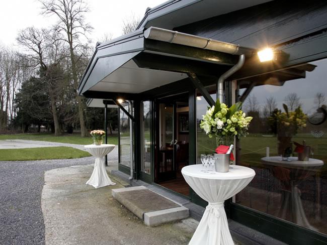 La chaumiere restaurant fran ais enghien 7850 for Restaurant avec parc