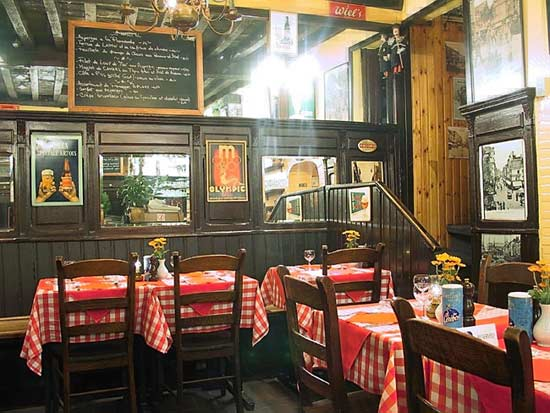 La villette restaurant belge bruxelles 1000 - Restaurant cuisine belge bruxelles ...