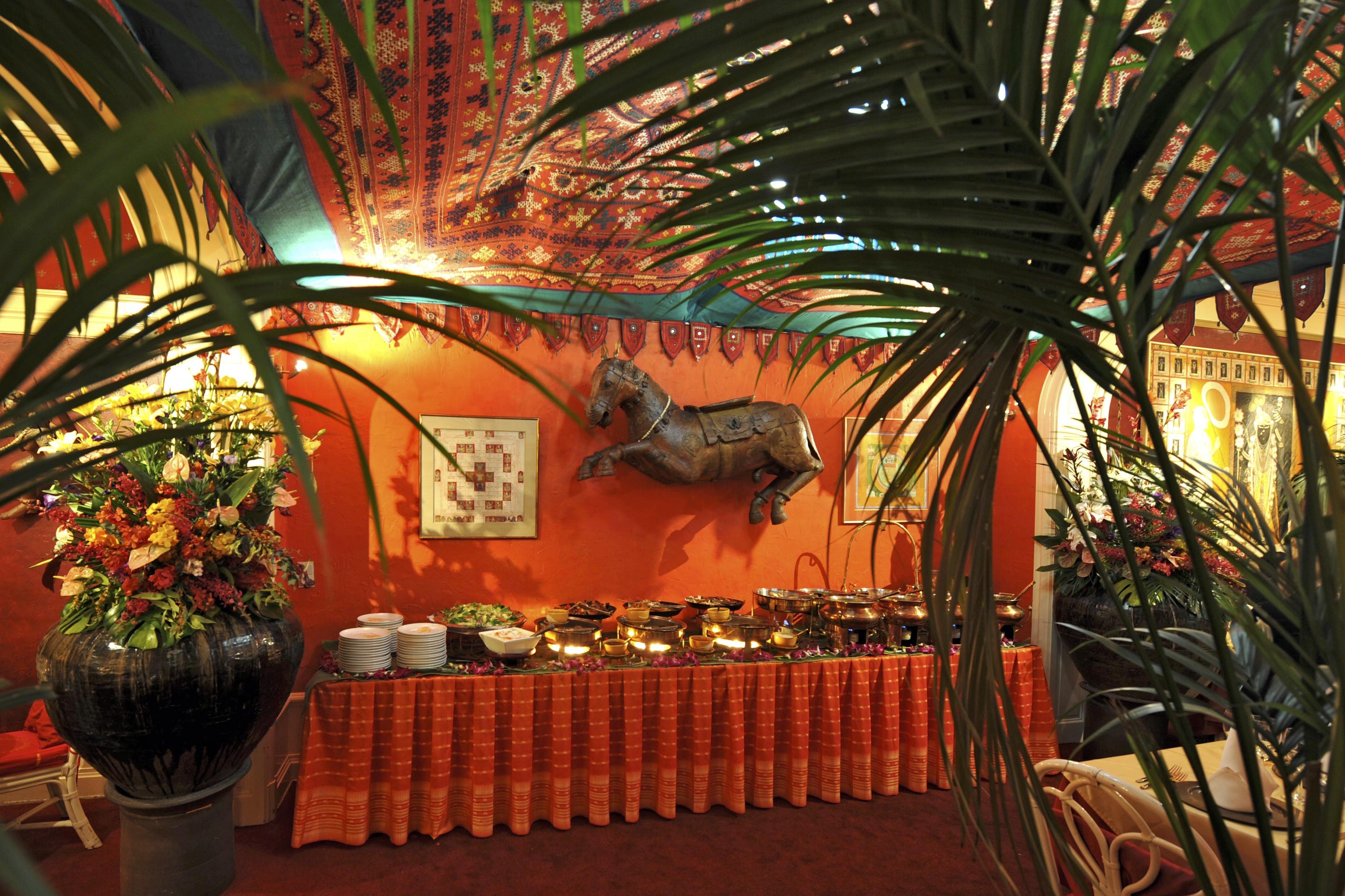 La porte des indes restaurant asiatique bruxelles for Porte des indes