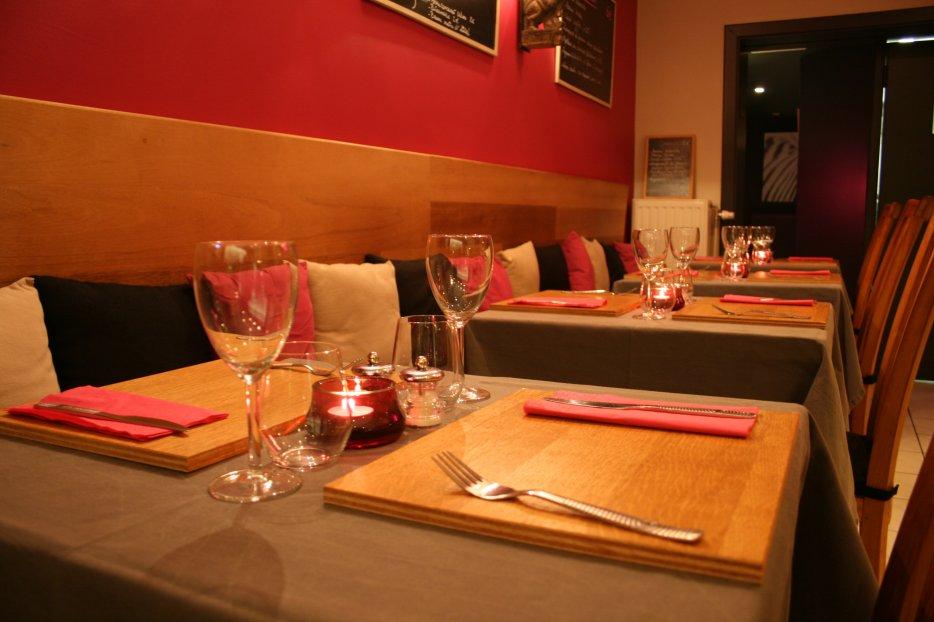 question de gout restaurant international fusion chaumont gistoux 1325. Black Bedroom Furniture Sets. Home Design Ideas