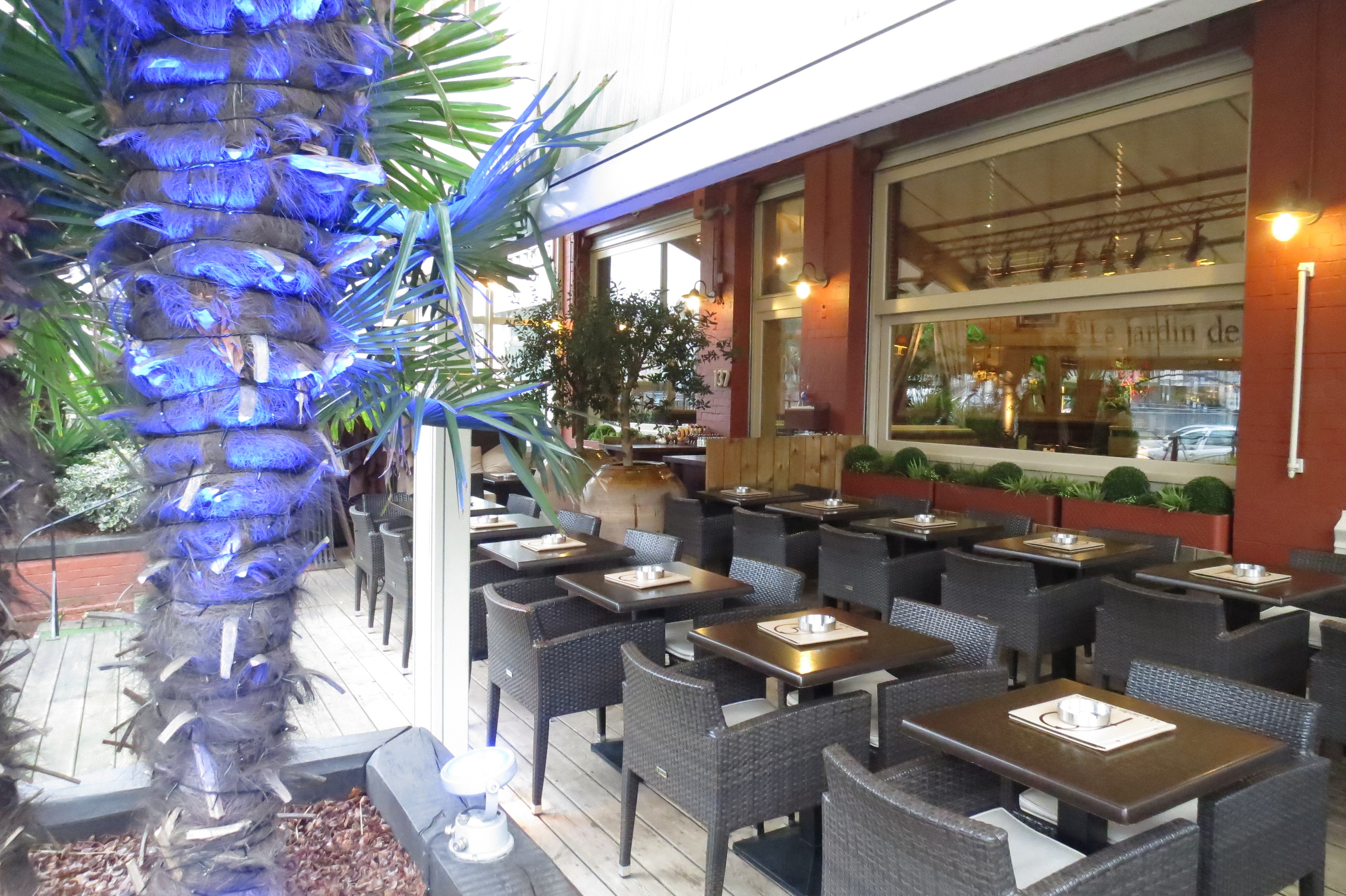 Le jardin de nicolas dress code - Resto terrasse jardin bruxelles nanterre ...