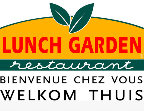 LUNCH GARDEN TOURNAI CENTRE