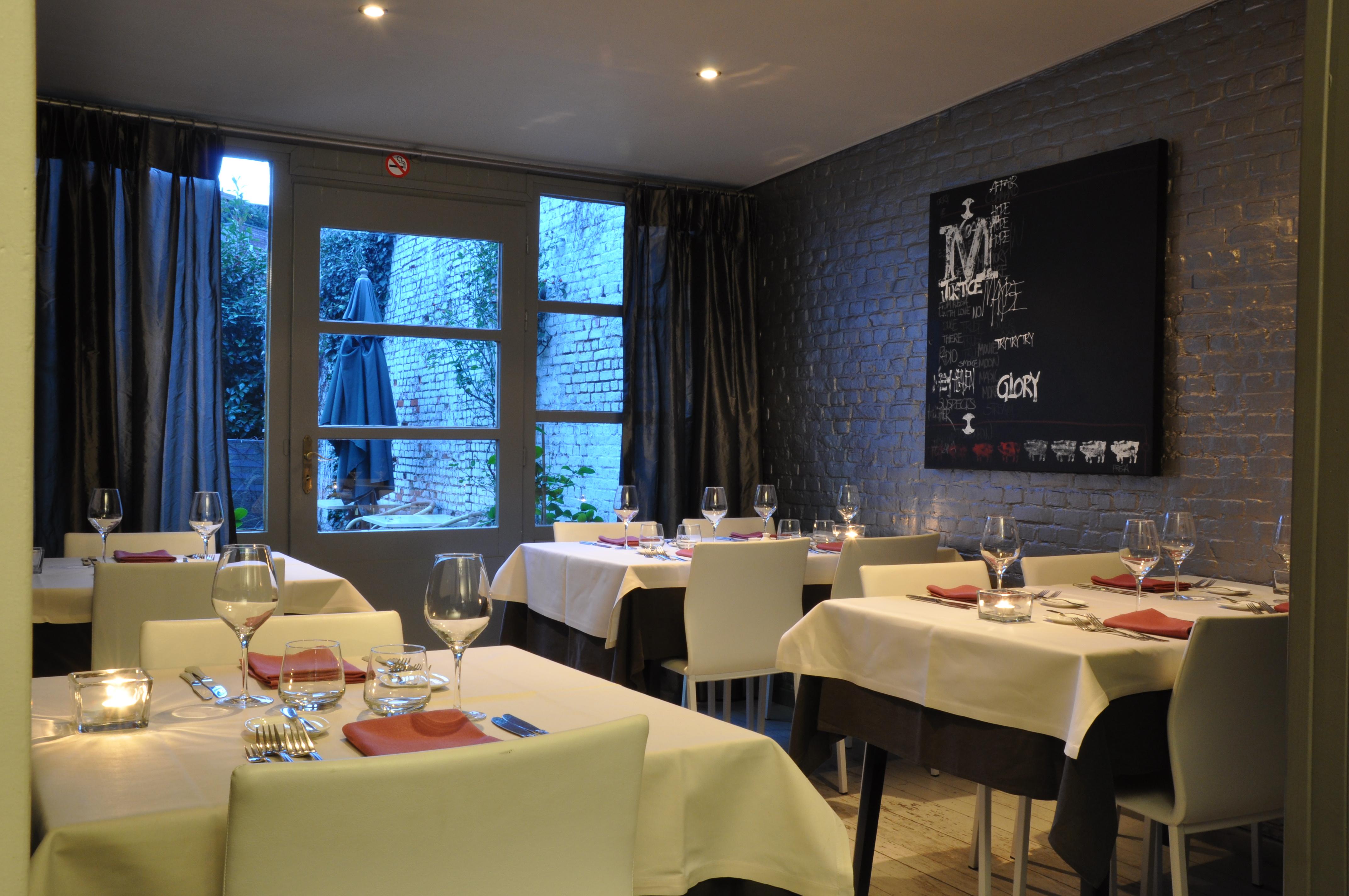 Keukenorkest Geel : HET FORNUIS – Restaurant Belge – GEEL 2440