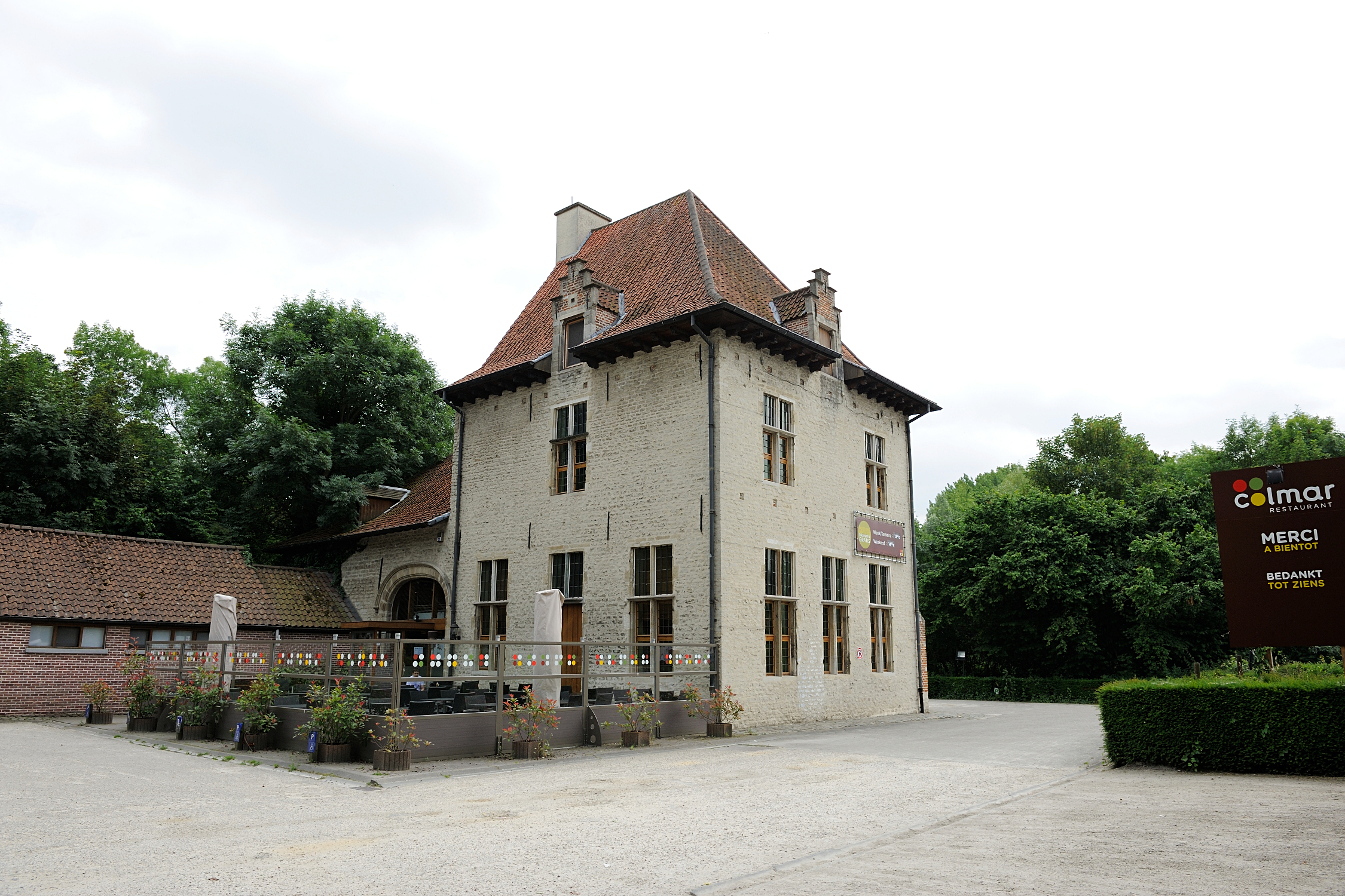Colmar woluwe restaurant bruxelles woluwe saint for Adresse maison communale woluwe saint lambert