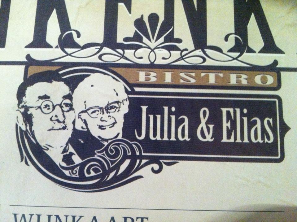 BISTRO JULIA & ELIAS