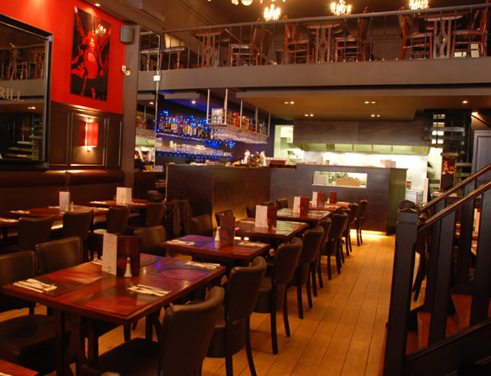 BRUSSELS GRILL TOISON D'OR