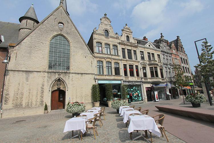 Gaston visgerechten restaurant lier 2500 - Eigentijds restaurant ...