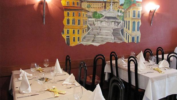 l 39 antica roma restaurant italien la louviere 7100. Black Bedroom Furniture Sets. Home Design Ideas
