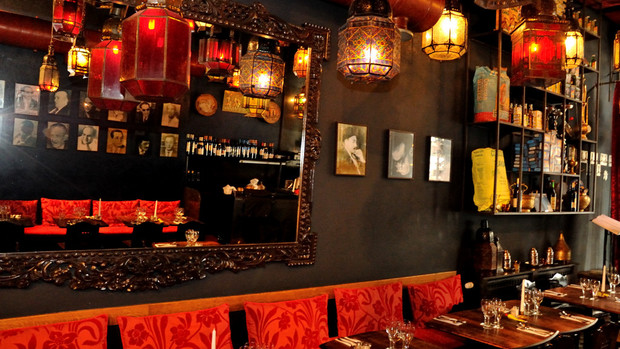 Restaurant Marocain Rue Antoine Dansaert