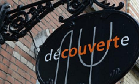 RESTAURANT DECOUVERTE